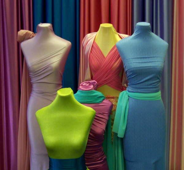 Elastic Fabrics of America